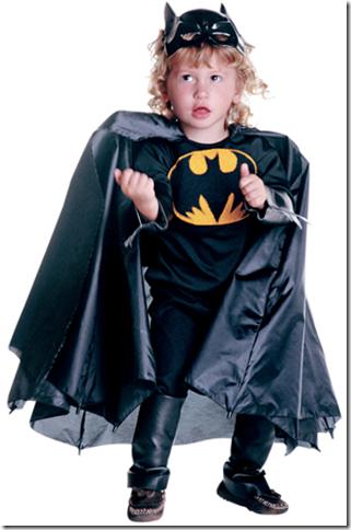 disfraz de batman casero