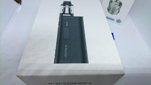 DSC 5450 thumb%255B2%255D - 【MOD】「Innokin Oceanus iSub 110W VW Mod + iSub VE タンクキット」(イノキンオシアヌスアイサブ+アイサブブイイータンク)レビュー!20700バッテリー採用モデル!