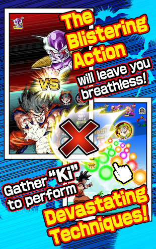 DRAGON BALL Z DOKKAN BATTLE- screenshot thumbnail