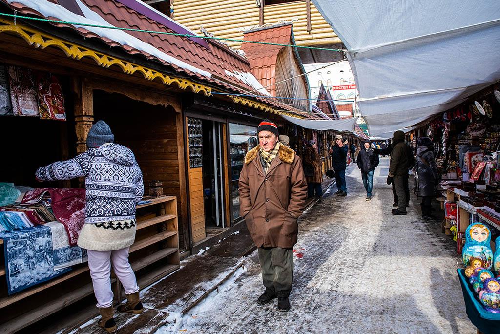 莫斯科 伊茲麥洛沃跳蚤市場 Izmailovsky Market