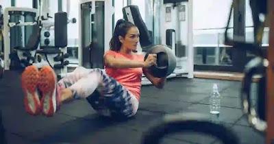 برنامج تمارين رياضية لتخفيف الوزن