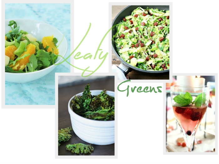 Leafy Greens via homework