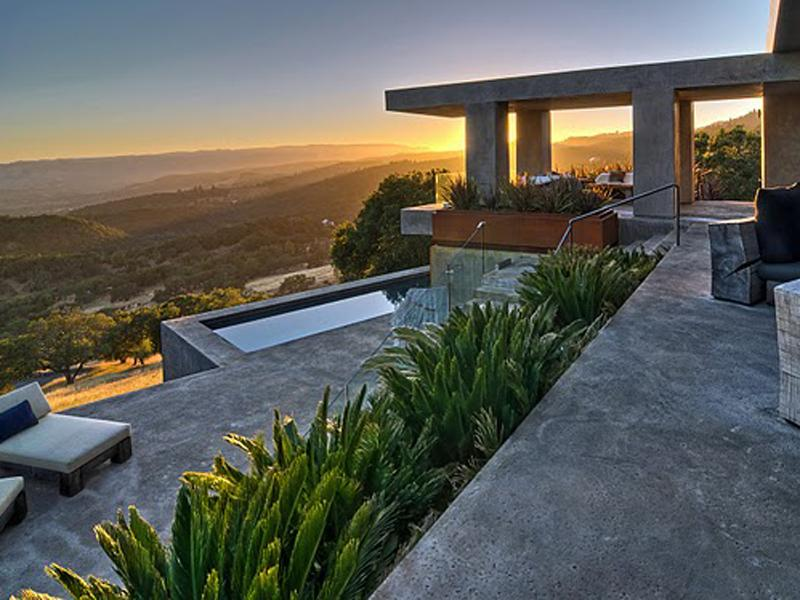 house in sonoma california modern design by