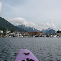Kayaking: Sitka, Alaska