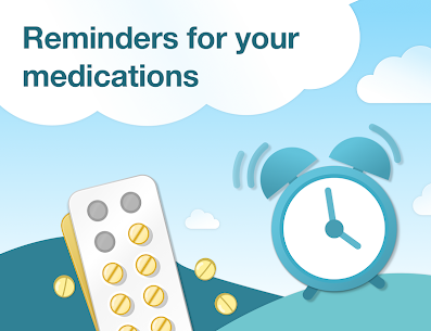 Pill Reminder & Medication Tracker – MyTherapy App Latest Version Download For Android and iPhone 1