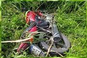 Polícia Militar recupera motocicleta com restrição de roubo e furto em Maruim