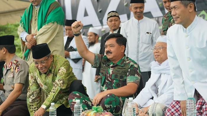Panglima TNI Dorong Kader Muda Pagar Nusa Masuk Akmil dan Akpol