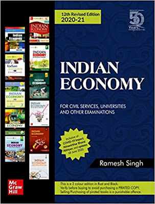 Indian Economy - for Civil Services, Universities and Other Examinations 12th Edition pdf free download