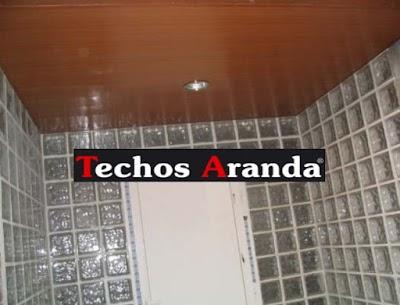 El mejor precio de techos de aluminio para cocinas Madrid