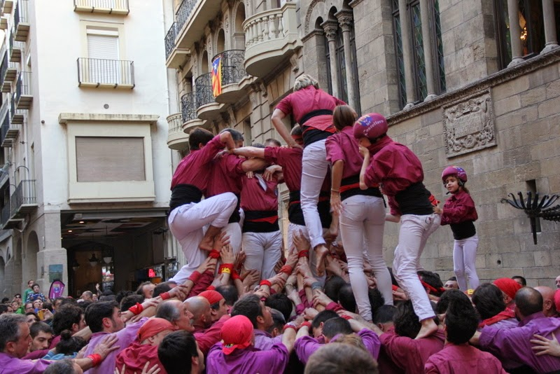 19è Aniversari Castellers de Lleida. Paeria . 5-04-14 - IMG_9516.JPG