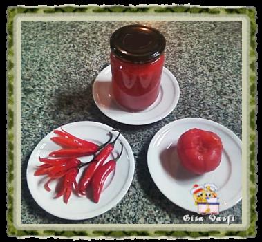 Molho de pimenta