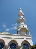 Minarete de la Mezquita de Maicao