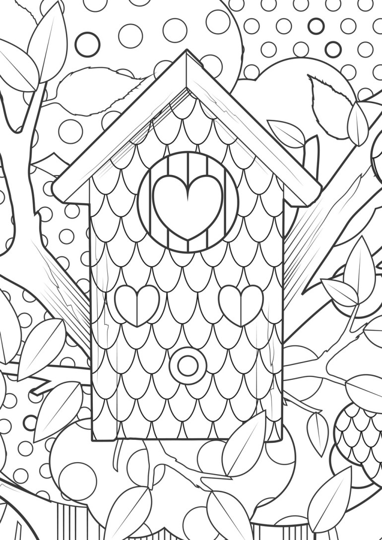 Top abstract heart coloring pages image coloring pages for Abstract heart coloring pages