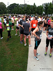 Some of the runners before the race.