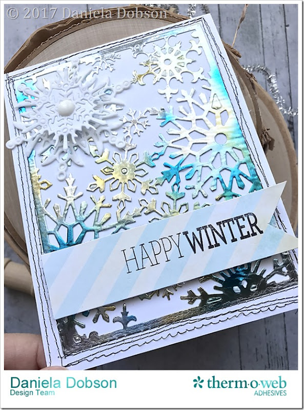 Happy winter close by Daniela Dobson