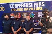 3 Tersangka Korupsi Makan Minum Senilai 3,7 Milliar Ditahan di Polres