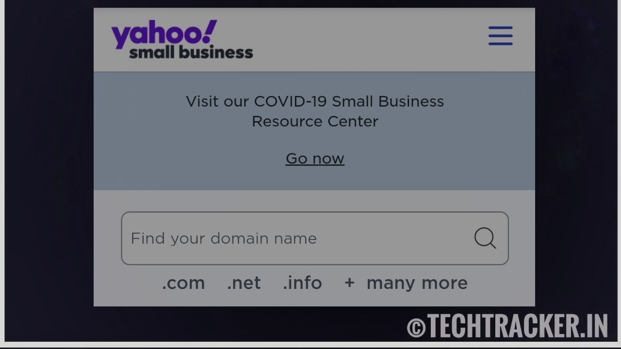 Get .Com Or Any Top Level Domain's For Free | Yahoo