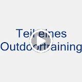 Teil eines Outdoortraining (Video)