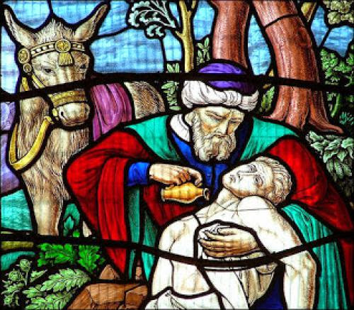 The Good Samaritan Trinity Xiii