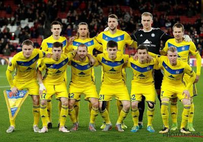 Comme si de rien n'était, le championnat biélorusse a repris ses droits