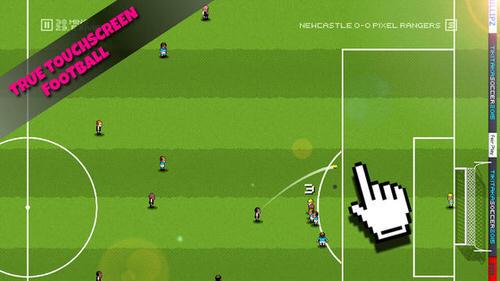 おすすめiPhoneゲームTiki Taka Soccer