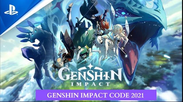 Genshin Impact Redeem Kodları [Temmuz] 2021