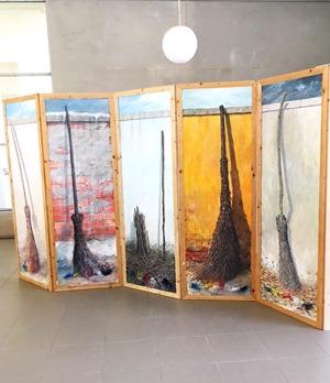 Ausstellung Wolfram Zimmer ©KatrinHoyer