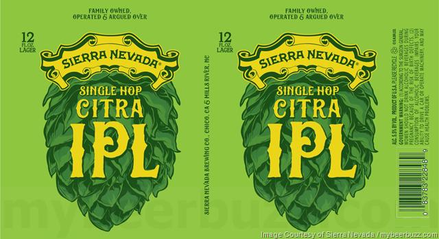 Sierra Nevada Adding Single Hop El Dorado Session IPA, Single Hop Citra IPL, Single Hop Amarillo IPA & Single Hop Mosaic DIPA Cans