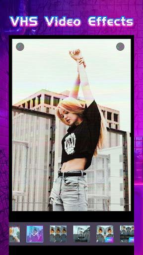 Foto do Glitchy - VHS, psicodélico editor de vídeo e fotos