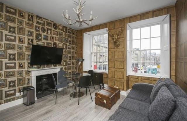 Apartamento inspirado em Harry Potter no 'Beco Diagonal da vida real' está à venda por £ 210.000