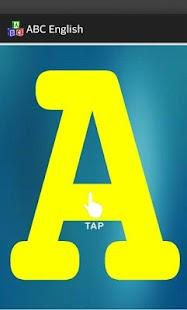 ABC, Alphabet English - náhled