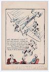 Ansichtkaart commemorating operatie manna