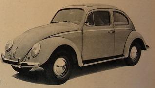 Volkswagen 1960 Coccinelle