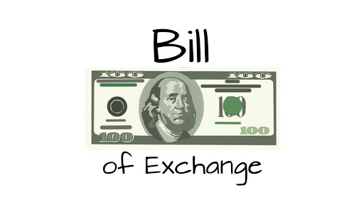 bill of exchange meaning characteristics parties involved types