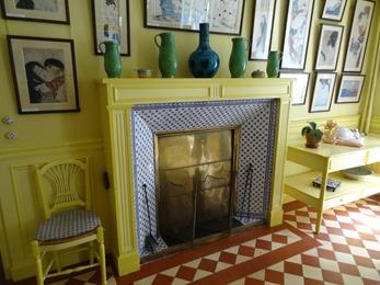2017.05.15-060 dans la maison de Claude Monet