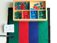 Learning Addition Using Montessori Stamp Game