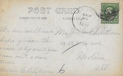 Dorothy Levona Chelstrom Dorset 3 back