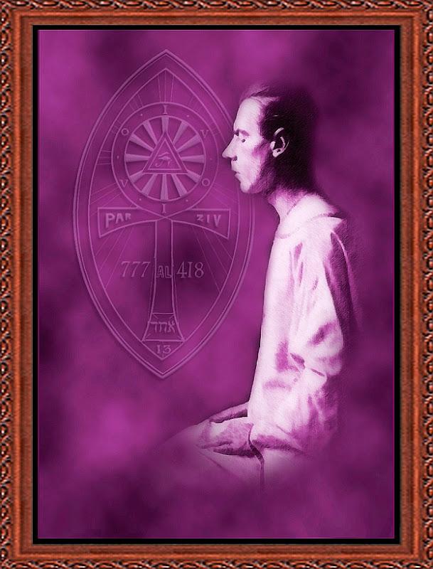 Charles Stansfeld Jones Thelemic Saint, Frater Achad
