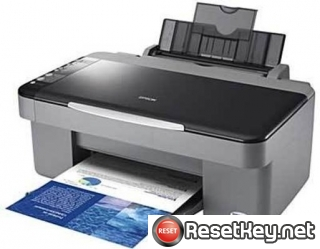 Epson DX4050 Waste Ink Counter Reset Key