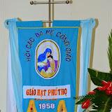 Hội các Bà Mẹ Công Giáo Hạt Phú Thọ Mừng Bổn Mạng