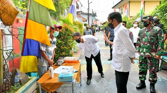 Minta Pulau Jawa Lockdown Total, DPP Demokrat: Biaya Lockdown Lebih Murah Dari PPKM Mikro