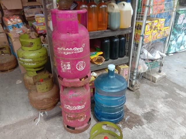 Gas Melon Langka, Harga Capai Rp50 Ribu