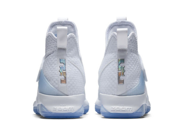 Coming Soon Nike LeBron 14 Whiteout