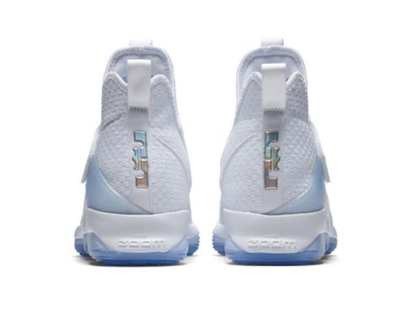 Coming Soon Nike LeBron 14 Whiteout