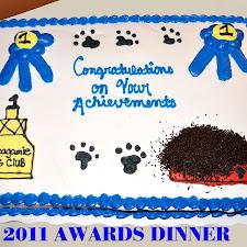 2011 Awards Dinner
