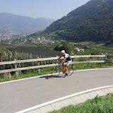 Rennrad - Mendelpass-Gampenpass und zurück