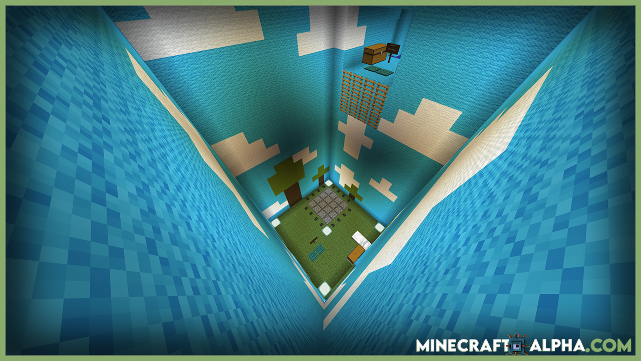Minecraft Trial Chambers Parkour Map 2