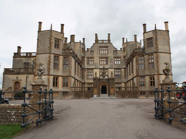 Zamek - Anglia