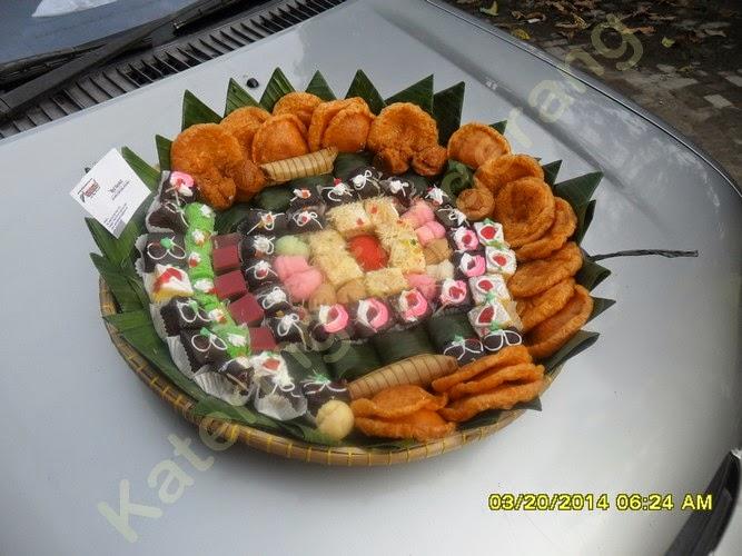 Kue Tampah Lippo Cyber Park Karawaci
