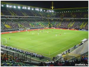 Стадион Муниципал де Авейру